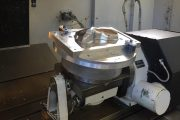 5-Axis Rotary Table