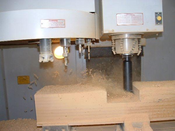 P10 Milltronics Mill