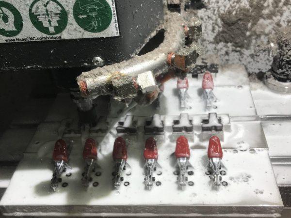 Custom Modular Fixture for Production Run